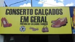 Conserto de calçados