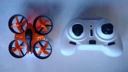 Mini Drone Furibee F36 Cor azul e laranja (Promoção)
