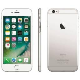 IPhone 6s 64gb + 7 capinhas