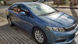 Honda Civic LXS - Apenas 38.300km - Avalio Troca - Todas Revisões Autorizada - 2015