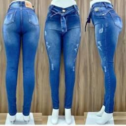 57ff5bd9cf Calça Jeans Feminina Levanta Bum Bum. Vendemos Qualquer Quantidade que  Precisar