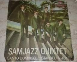 Compacto Samjazz Quintet 1969