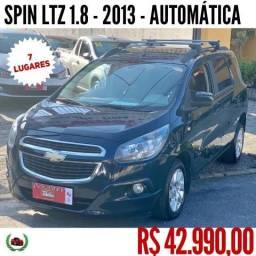 CHEVROLET SPIN 2013/2013 1.8 LTZ 8V FLEX 4P AUTOMÁTICO