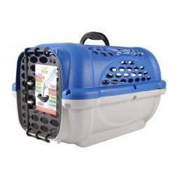 Caixa de transporte Plast Pet Azul