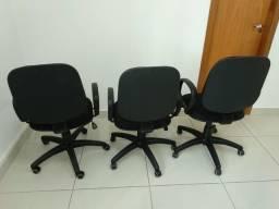3 cadeiras diretor