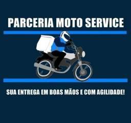 Motoqueiro/ Motoboy/ Serviços de entregas, avulso ou fixo