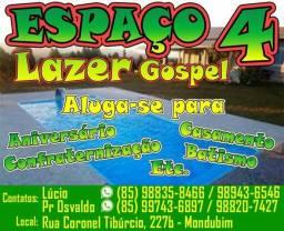 Eventos Espaço 4 Lazer Gospel