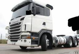 Caminhao Scania G 420 - 2010
