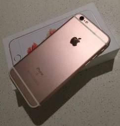 IPhone 6s PLUS 128 GB bateria ok carregador e fone ok