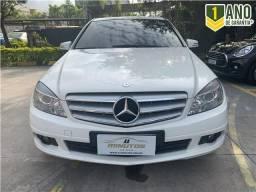 Mercedes-benz C 180 1.8 cgi classic 16v turbo gasolina 4p automático - 2011