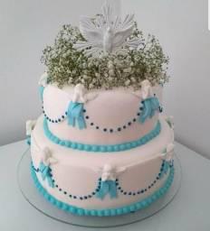 Fazemos encomendas de bolos doces e salgados e etc.