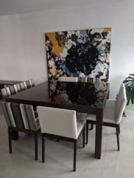 Mesa de jantar Breton Semi Nova
