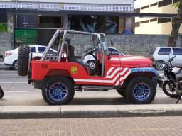 Jeep Willys - 1981