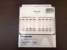 Carregador Panasonic BQ CC63 8 Pilhas Novo Lacrado Pronta Entrega