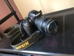 Vendo câmera D3100