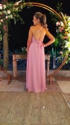 Vestido Mil Formas Rosê
