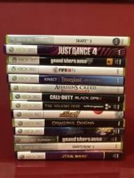 Jogos de Xbox variados