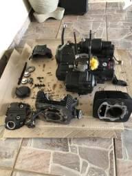 Vendo motor shineray discover 250 completo - 2015