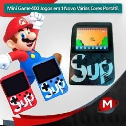 Mini Game Classic 400 Jogos Infantil Super Mario Retro Av