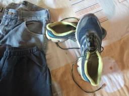 Lote calça jeans masculino