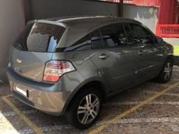 Chevrolet Ágile 1.4 mpfi ltz 8v flex 4p Automático - 2013