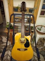 Vendo violão Condor 12 cordas elétrico