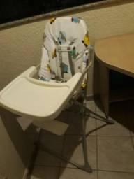 Cadeira alimentar para bebê