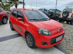 Fiat Uno Sporting 1.4 2013 completa com gnv - 2013