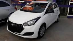 Hyundai HB20 Unique 1.0 2019 Branco - 2019