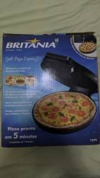 Grill para pizza