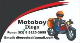Motoboy ( possuo moto )