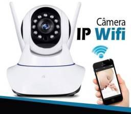 Ip Camera Onvif Hd Wifi Hd App Yoosee/ Yp2p 2 Antenas