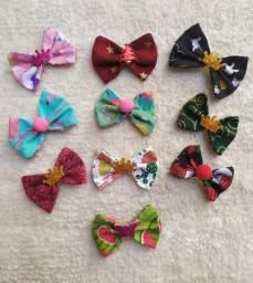 Laços e gravatas para pets