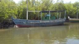 Barco de madeira fibrado - desapeguei geral - 2015