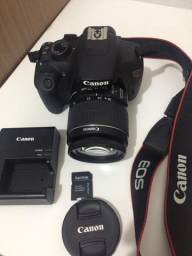 Câmera Canon t5