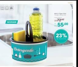 Porta detergente Tupperware