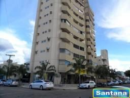 Novíssimo Apartamento de 3 quartos no Edifico Topázio em Caldas Novas