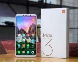 Pronta Entrega _Smartphone Xiaomi Mi Max 3 4gb/64gb Lacrado, Garantia _Aceitamos Cartões