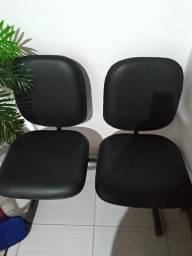 Cadeiras Tipo Longarina - 02 Lugares