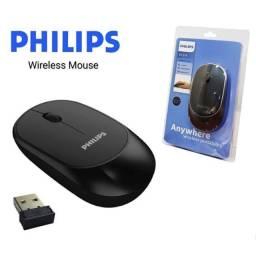 Mouse Sem Fio Original Philips M314 1600dpi 2.4ghz - Imperium Informatica