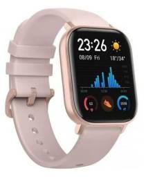 Título do anúncio: Smartwatch Xiaomi Amazfit GTS Rosê Original À Prova D'Água Promoção