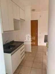 Apartamento com 2 dormitórios para alugar, 55 m² por R$ 1.100/mês - Vila Monte Alegre - Ri