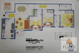Apartamento com 3 dormitórios, 85 m² - Jardim Infante Dom Henrique - Bauru/SP