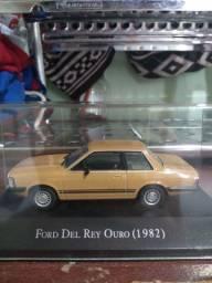 Miniatura Ford Del Rey.