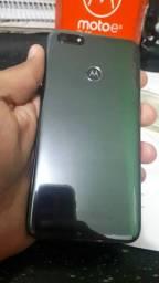 (Aceito troca) Motorola E 6 Play (na caixa e com garantia)