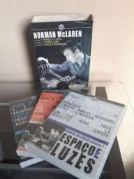 Box - Norman McLaren - 3 DVDs - Magnus Opus