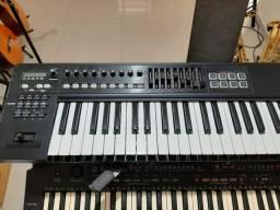 A 800 Roland teclado controlador