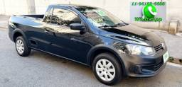 VW Saveiro StarLine 2016 Compl. +GNV