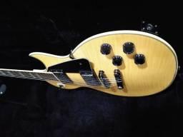 Guitarra Hurricane Lespaul com case