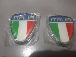 """Logotipo / Emblema / Adesivo """" Itália """" Linha FIAT"""